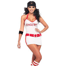 cheerleader halloween costumes cheerleader sundress fancy dress for sports event