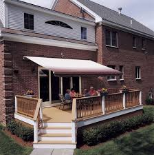 How To Clean A Sunsetter Awning Sun Shade By Sunsetter Gutters U0026 More By Gutter Helmet Of The