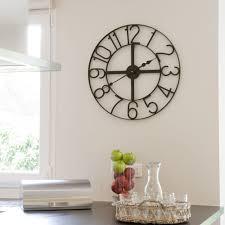 pendule murale cuisine horloge murale cuisine design inspirations et pendule murale design