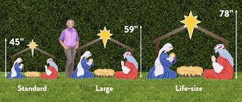 outdoor nativity set outdoor nativity set white outdoor nativity yard