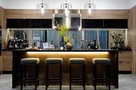 kitchen lighting melbourne the block glasshouse kitchen reveals the interiors addict