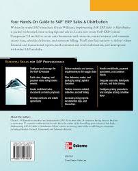 amazon com implementing sap erp sales u0026 distribution