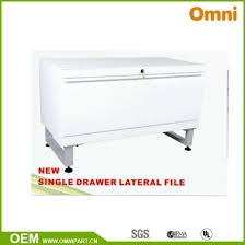Single Drawer Lateral File Cabinet China Office Furniture Single Drawer Lateral File Cabinet Omx 02