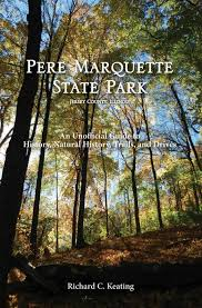 Siue Parking Map Siue Professor U0027s Book Details History Of Pere Marquette State Park