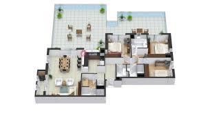 17 handy apps every home design lover needs 20 designs ideas for 3d apartment or one storey three bedroom floor
