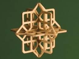 3 d snowflake ornaments scroll saw woodworking crafts