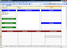 Tracking Sheet Excel Template 28 Free Project Management Template Excel Project
