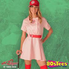 Rockford Peach Halloween Costume Rockford Peaches Costume Movies League Costumes