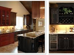 How To Glaze White Kitchen Cabinets Kitchen 58 Glazed Kitchen Cabinets Texturing Glazing Tea