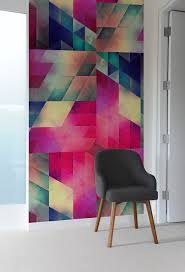 Wall Tiles Bathroom Ideas Colors Create A Captivating Accent Wall With Geometric Patterned Wall
