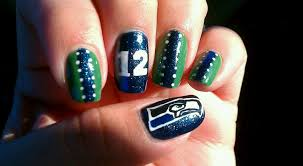 cannot wait to try 2015 super bowl nails fashion blog