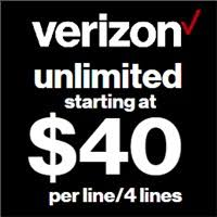 verizon wireless coupons deals promo codes