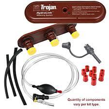 amazon com trojan hydrolink watering system 48v club car 8v