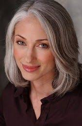 how to get gorgeous salt and pepper hair 9 best susan hersh images on pinterest going gray grey hair and