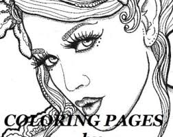 coloring page ctr lds art coloring picture digital