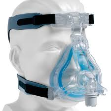 Respironics Comfort Gel Cpapxchange Comfortgel Blue Full Face Cpap Bipap Mask With Headgear