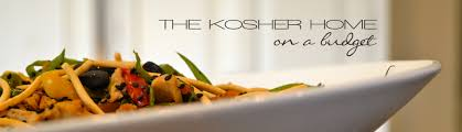 thanksgiving the kosher home on a budget
