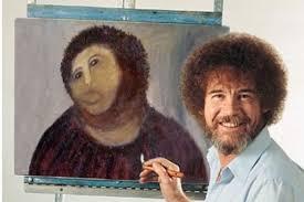 Potato Jesus Meme - snl jesus painting spanish art restorer 82 who turned jesus into a