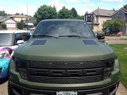 green ford ranger the green ford raptor wish list