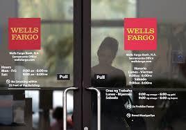 wells fargo bank employees allegedly opened unauthorized accounts