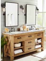 Country Bathroom Vanities Appealing Industrial Style Bathroom Vanity Lights Gallery Best
