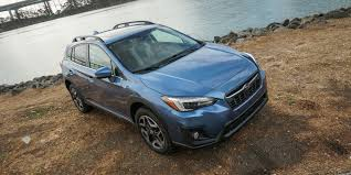 subaru crosstrek interior 2018 2018 subaru crosstrek review roadshow