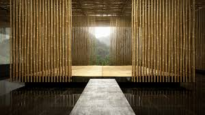 Bamboo Home Design Pictures by Great Bamboo Wall Villa 2002 Kengo Kuma Interiors Pinterest