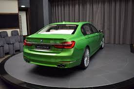 java green bmw gallery java green metallic 2017 alpina b7 bi turbo gets