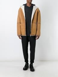 t by alexander wang frayed top alexander wang hooded jacket men