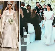 kate middleton wedding dress s wedding gown was more magnificent than kate