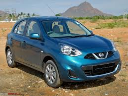 nissan micra price 2017 nissan micra facelift xtronic cvt official review team bhp