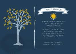 Reunion Invitation Card Family Reunion Flyer Template Youtuf Com