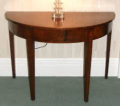 half round dining table custom made small half circle dining table by ecustomfinishes