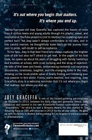 in real life book by joey graceffa official publisher page
