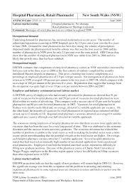 Retail Resume Format Download Retail Pharmacist Resume Sample Free Download Vinodomia