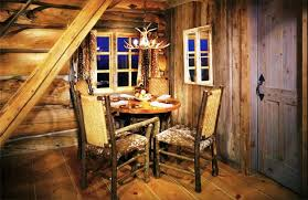 interior lodge style rustic curtains stylish rustic interior