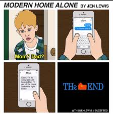 Home Alone Meme - modern home alone meme by monksie memedroid