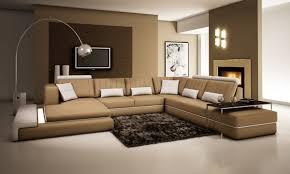 Sofa Set Prices In Bangalore Divani Casa 5029 Modern Leather Sectional Sofa