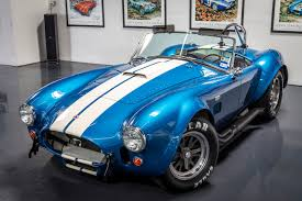 for sale 2007 shelby cobra 427 s c csx4157 convertible hillbank