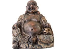 laughing buddha aquarium ornament 4 75x4x3 5 inch project betta
