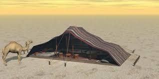 desert tent desert tent 3d model sharecg