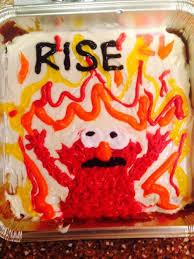 Meme Cake - elmo birthday cake tumblr