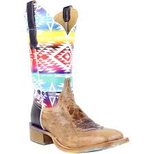 womens cinch boots australia cinch edge s cew135 aztec boot horseloverz