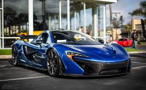 mclaren p1 new mclaren p1 in blue 2nd p1 in the us revving take off