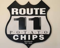 the wandering wahoo the new south route 11 potato chips