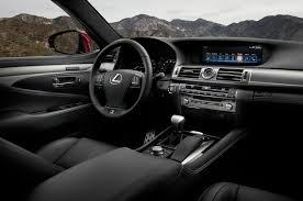 lexus ls430 interior refreshing or revolting 2018 lexus ls motor trend