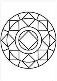 printable mandala abstract coloring pages relieve stress