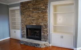 remodeling a brick fireplace stovers