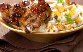 cuisiner travers de porc recette travers de porc grillé au carvi riz aux noix de cajou 750g
