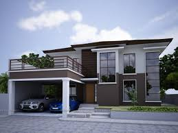 House Model Photos Modern House Design In Philippines View Source More Modern Zen